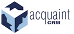 Click here to visit the Acquaint CRM web site