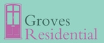 logo for Groves Residential