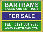 Bartrams Sales and Lettings (Stone Cross) : Letting agents in Aldridge West Midlands