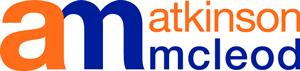 logo for Atkinson McLeod Canary Wharf