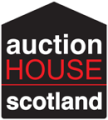 logo for Auction House Scotland