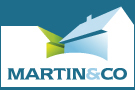 logo for Martin and Co : Newport