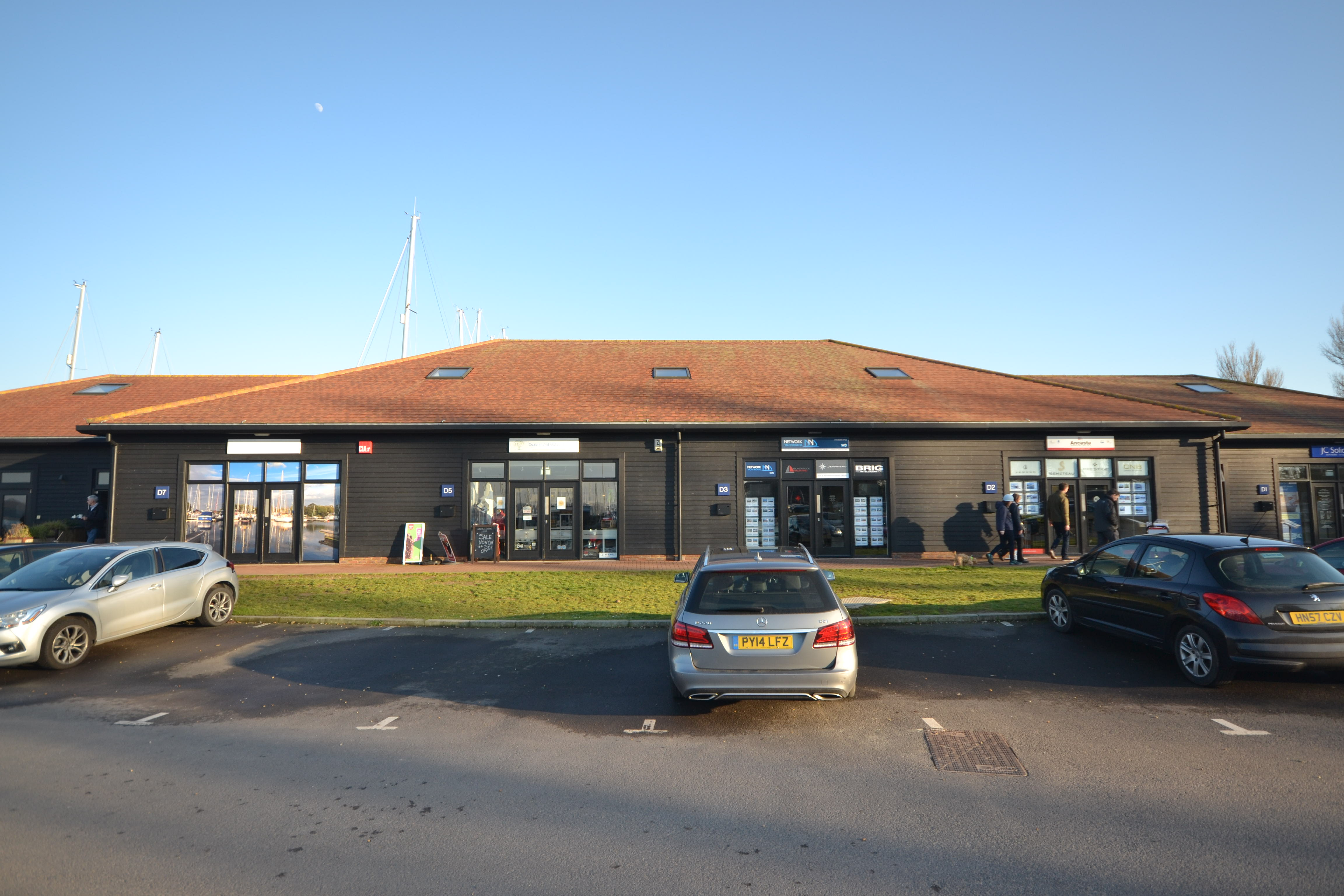 Distribution Warehouse for rent in Chichester. From Henry Adams Commercial