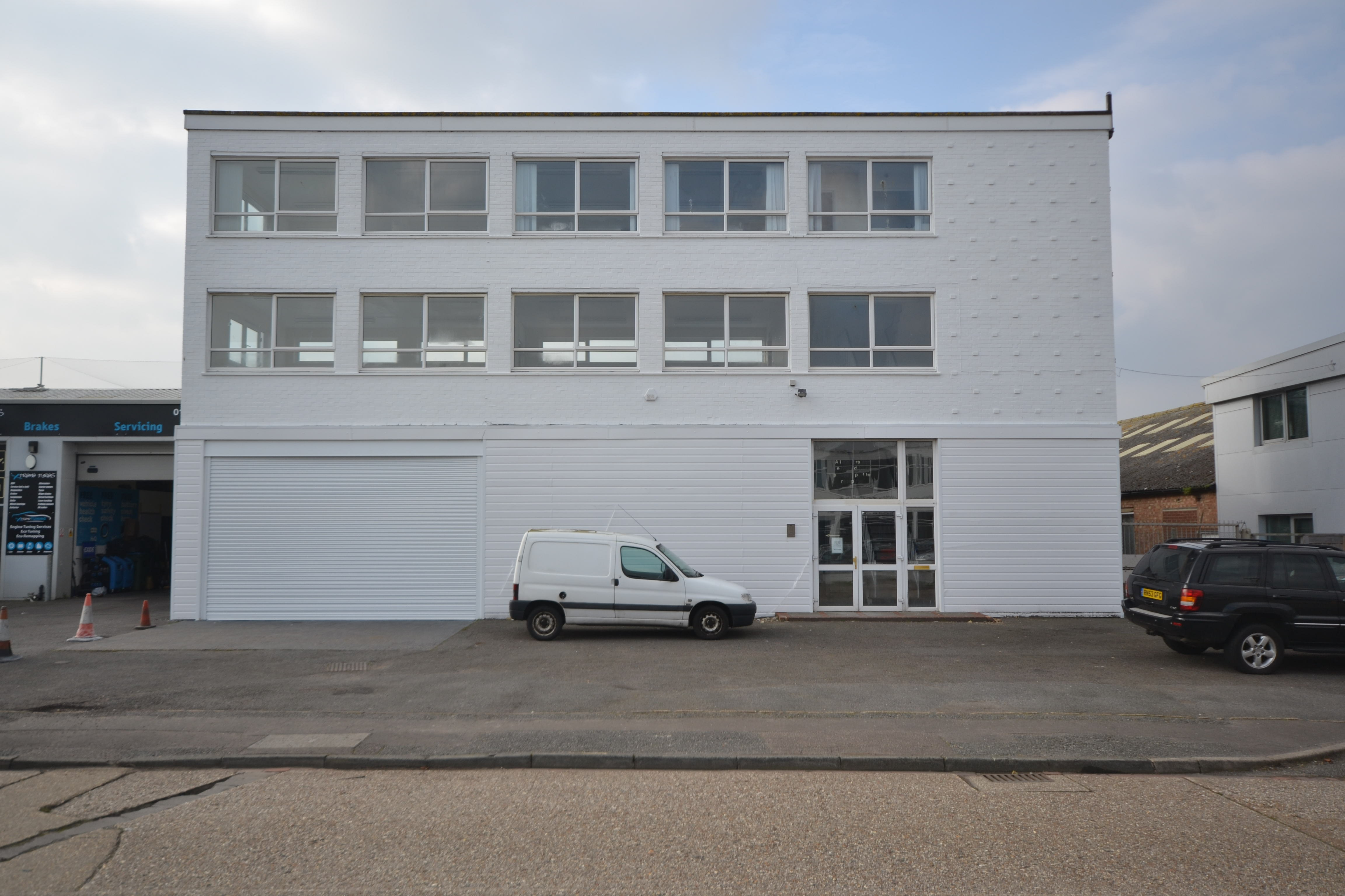 0 bed Distribution Warehouse for rent in Rustington. From Henry Adams Commercial