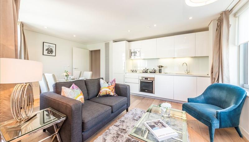 2 bed Flat for rent in London. From Residential Land