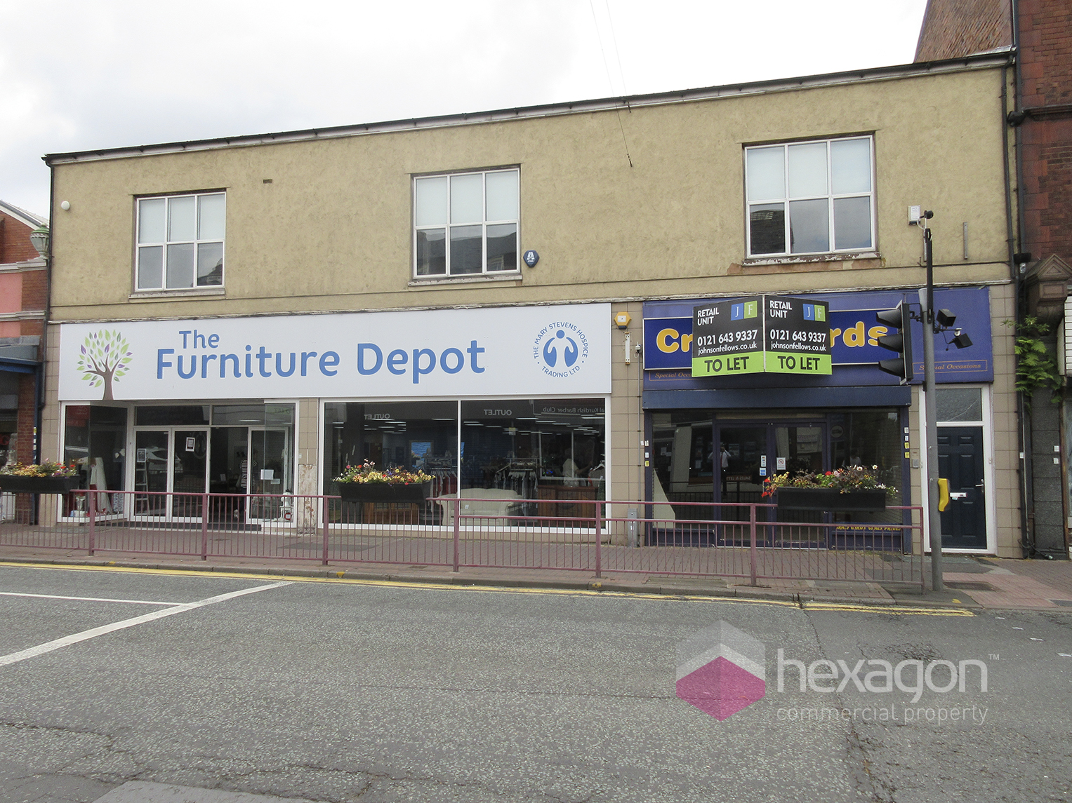 0 bed Office for rent in Brierley Hill. From Hexagon Commercial Property